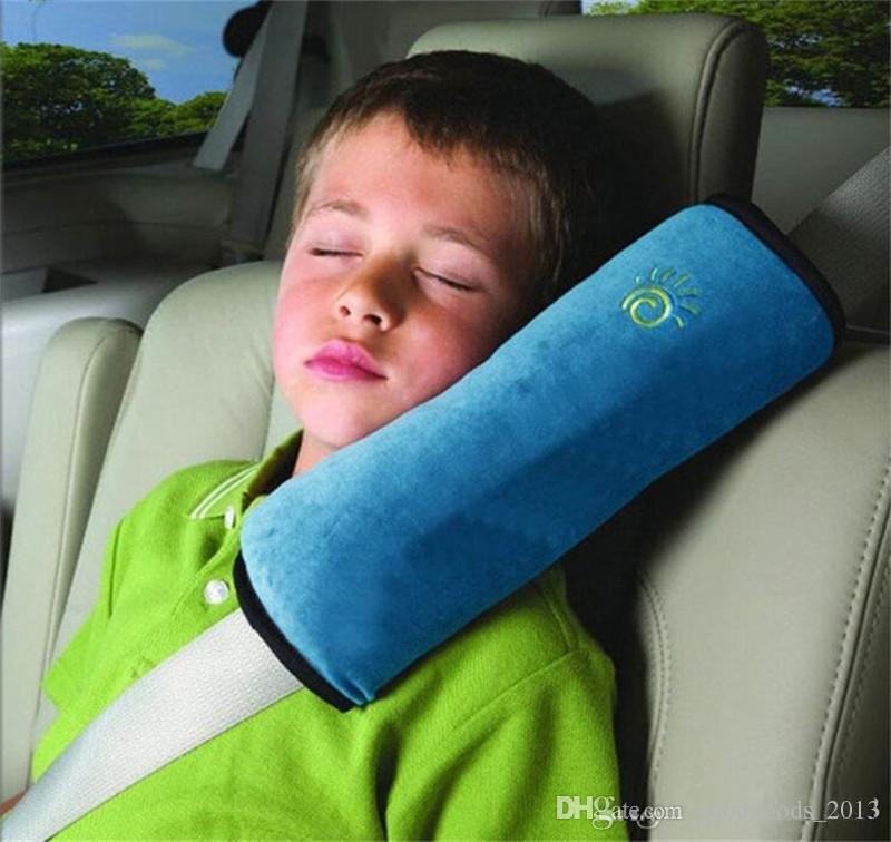 Cinture di sicurezza auto Cintura di sicurezza auto Cintura morbida Imbracatura bambini Coprisedili Cuscino di sostegno Cuscino Cuscino sedile b1144