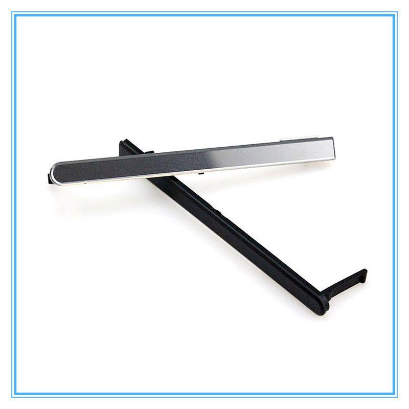 Port de charge USB Dust Plug + cartes Micro SDSim Jack Port Slot Cover pour Sony Xperia M2 Aqua S50h M4 Aqua E2303 E2306 E2353