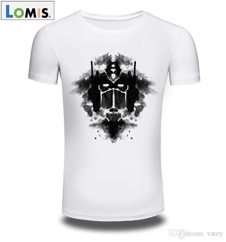 Large Size Lomis New Design T Shirt Funny Cool T Shirt Short ...
