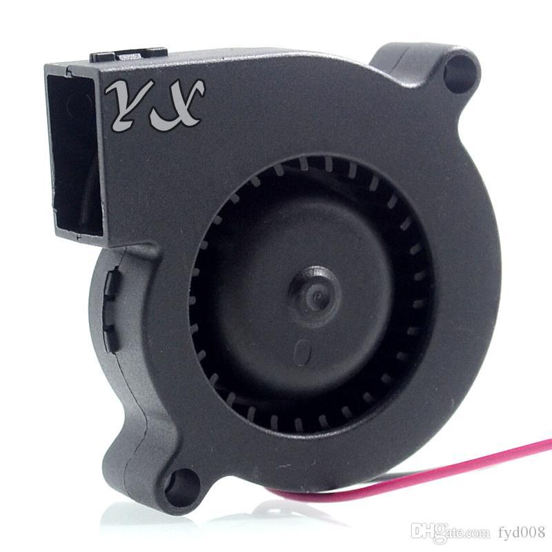 Nueva BFB0524HH 5015 5cm 24V 0.16A turbina centrífuga ventilador de accionamiento para Delta 50 * 50 * 10mm