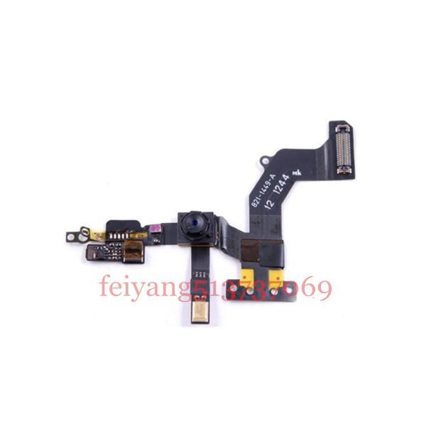 iPhone 5 5G Yedek parça Cep telefonu esnek kablo Şerit için sensör Flex Kablo ile Orijinal Ön Kamera