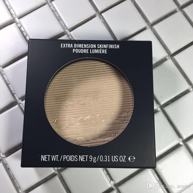 Extra dimension skinfinish Double Gleam Makeup Highlighter Blush Eyeshadow Powder MC dhl ship