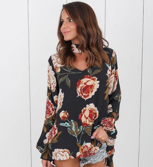 NOUVEAU Johnature Femmes Brief T-Shirt Chine Pas Cher O-Cou Automne Nouveau Vintage Loose2Colour Casual Tops Femmes T-Shirts