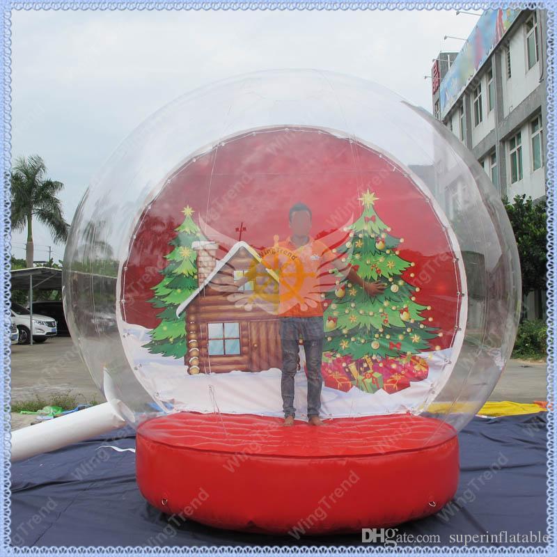 2019 Inflatable Snow Globe,Giant Snow Globe Inflatable ...