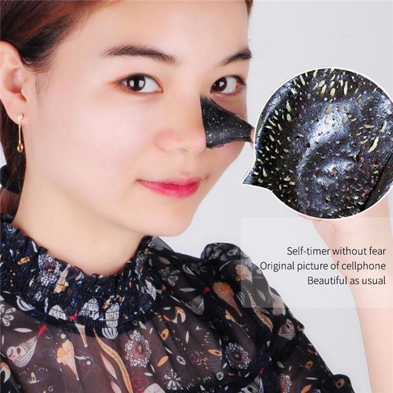 PILATEN для лица минералы Конк нос Черноголовых Remover маска для лица Маска нос Черноголовых Cleaner Маска удалить черную голову 15 г Для T зоны 1208012