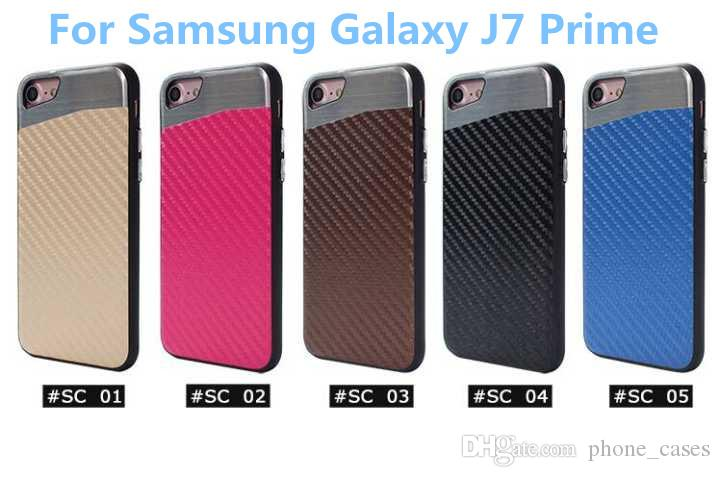 separation shoes d2e33 8a00d For Samsung Galaxy J7 Prime Hybrid Rugged TPU PC Cellphone Cover For Iphone  7 6 6s Plus For Samsung Galaxy S8