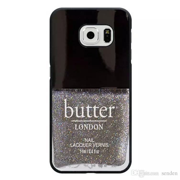Coque pour téléphone cellulaire maquillage maquillage vernis à ongles coloré accrocheur, pour Samsung galaxie S3 S4 S5 S6 / samsung Note 2 note3 note4 5 Coque de protection arrière
