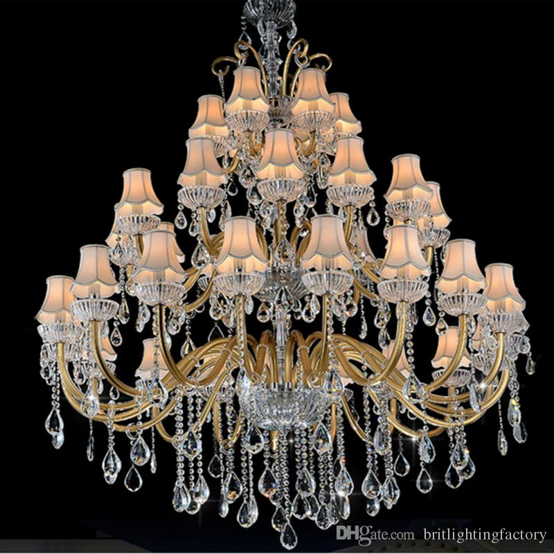 Synagogue Chandeliers Indoor Hotel Modern Living Chandelier Maria Theresa Hall With Shade Banquet Hallway Light