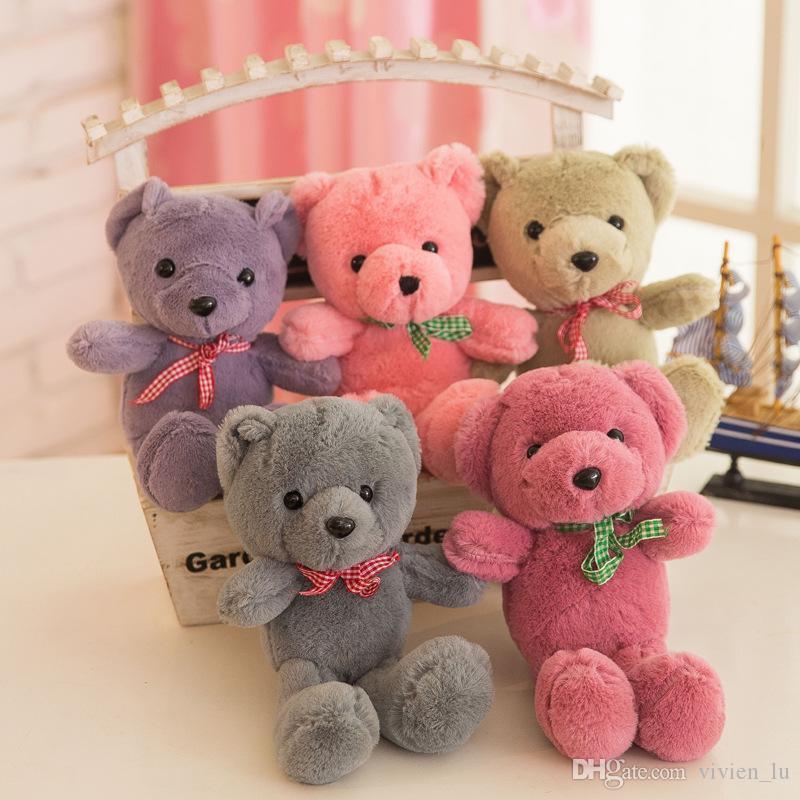 Großhandel Geburtstagsgeschenk 25cm Teddybär Weihnachtsgeschenk ...