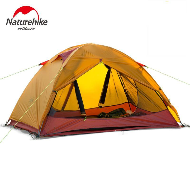 ... Beach Ultralight Tents Silicone Equipment Waterproof Rainproof Double-Layer High Quality Tent Silicon China 2 Person Suppliers Cheap Tent C&ing Online ...  sc 1 st  DHgate.com & NatureHike Lightweight Tent Camping Outdoor 2 Person Beach ...
