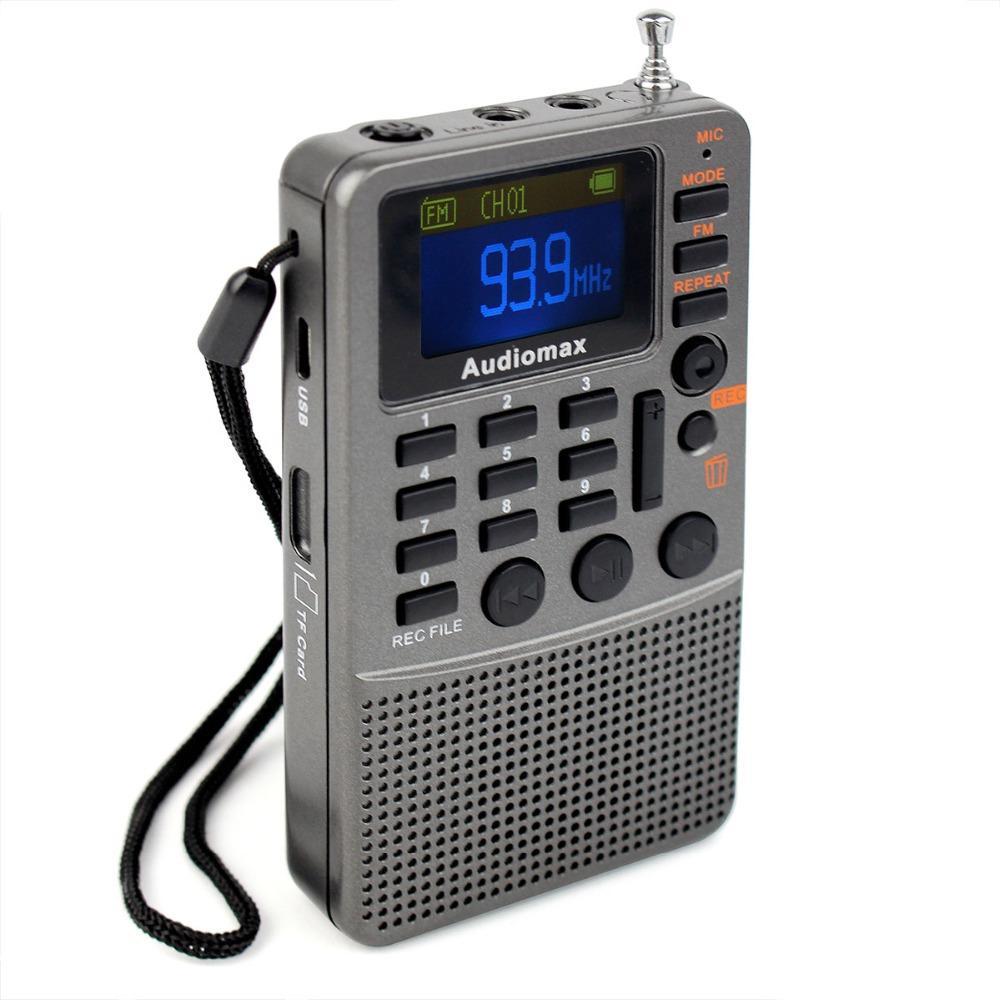 mini pocket radio fm stereo radio receiver best mp3 player. Black Bedroom Furniture Sets. Home Design Ideas