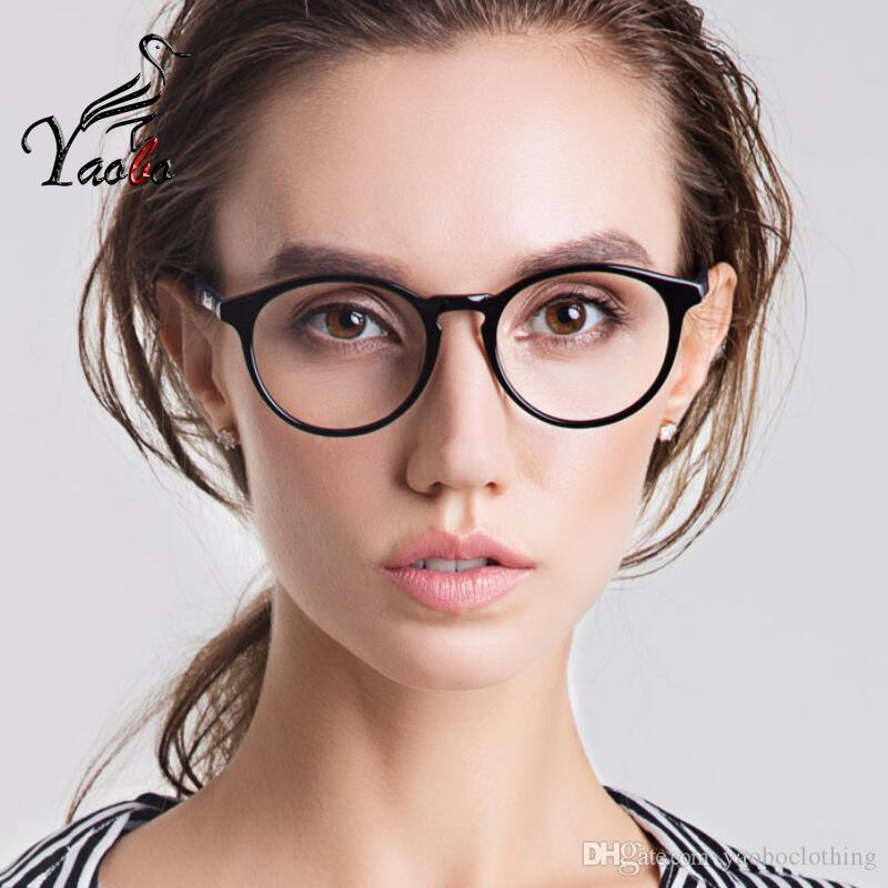 4db03db755 Yaobo Hot Sell Fashion Style Vintage Glasses Women Glasses Frame ...