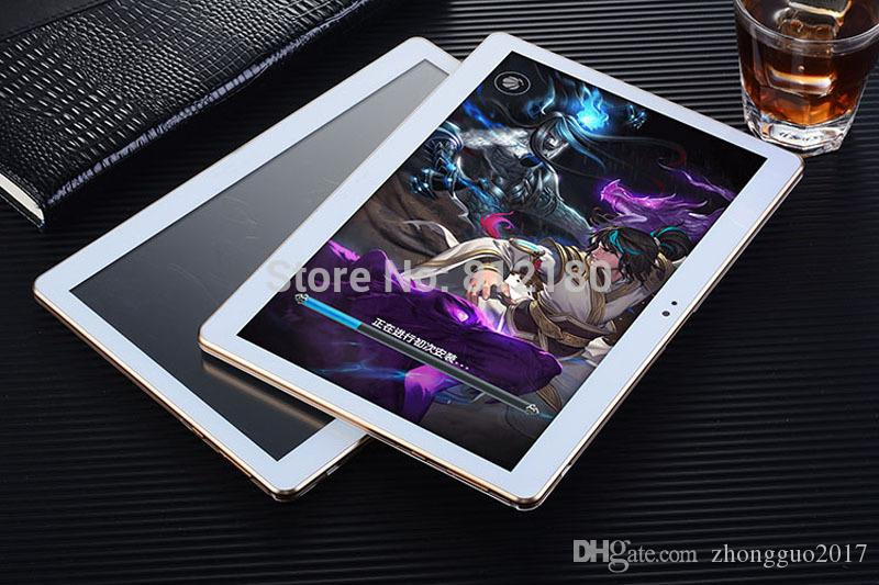 2017 neue 3G Anruf 10,1 Zoll Tablet Computer Acht Core 4 GB RAM und 32 GB ROM Dual SIM Karte Android 5.1 Bluetooth GPS