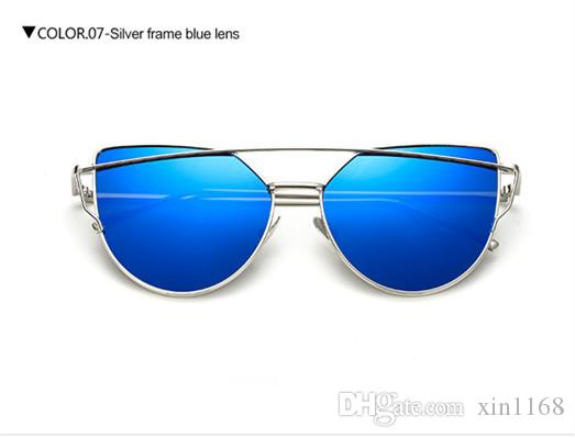 New fashion trendy goggles South Korea ultra-light sunglasses on the left bank of the same paragraph sunglasses Europe and the United States