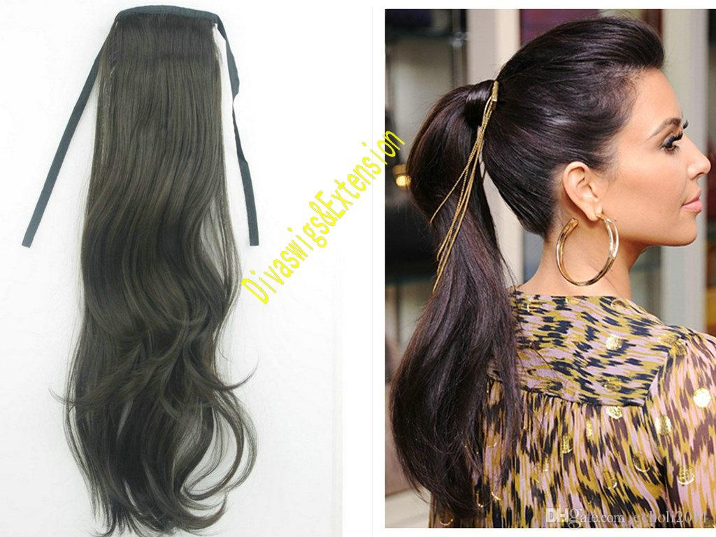 Wrap Around Remi High Kim Kardashian Wet And Wavy Clip In Brazilian