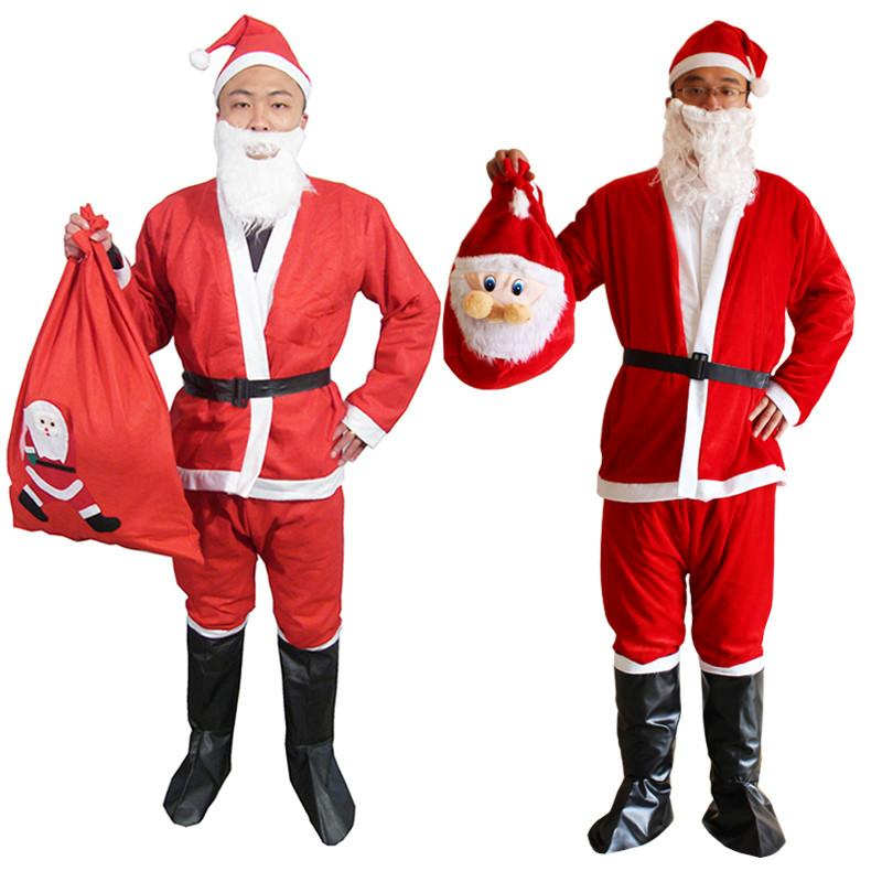 kukucos christmas costumes adult santa claus costumes men and women suits cosplay cloth cos play costumes dress cosplay from kukucos 3015 dhgatecom - Santa Claus Coat