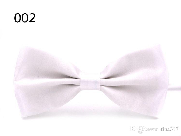 Toptan-Moda erkekler rahat tarzı parlak bölüm hafif yetişkin rahat çok renkli Kore düğün papyon A0721 kravat