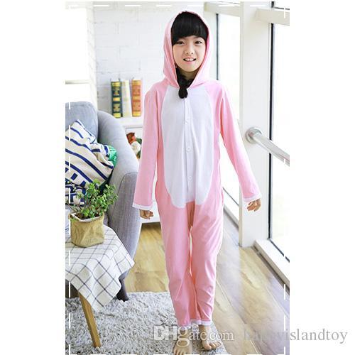 66238f654bcf Hot Children Dinosaur Multistyles Onesie Kids Girls Boys Warm Soft ...