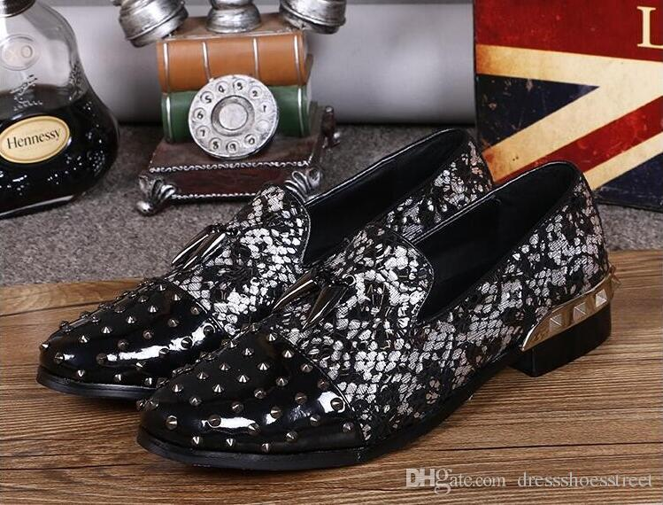 New Recommand Men Italian Leather Shoes Sapato Masculino Couro Leather Loafers Men Luxury Classic Men Shoes