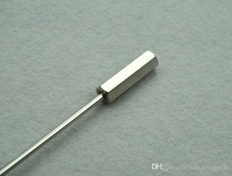 Yetişkin malzemeleri 7 boyutu paslanmaz çelik çubuk erkek mastürbasyon üretral dilatasyon üretral stimülasyon cihazı seks oyuncakları