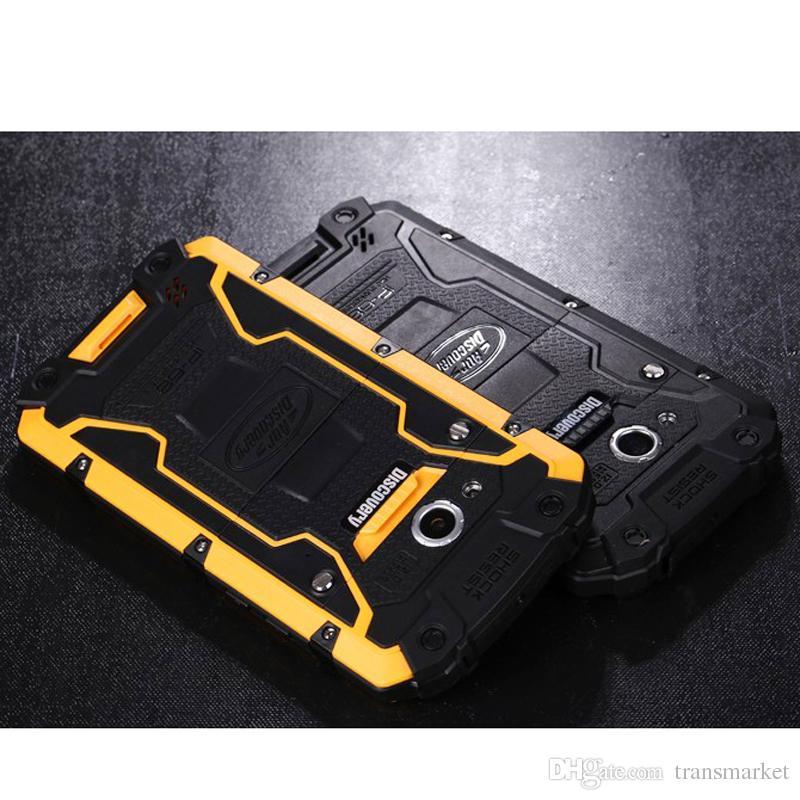 V8 смартфон 2800mAh большая батарея двухъядерный мобильный телефон IP68 водонепроницаемый противоударный прочный телефон MSM8212 4.0 дюймов четырехъядерный мобильный телефон новый