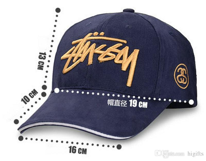 Wholesale korean baseball hats weave embroidered peaked caps purified cotton casual headware for men women