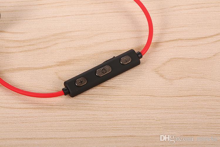 Deportes inalámbricos Auriculares Banda para el cuello portátil Cancelación de ruido Auriculares Stere Auriculares In Ear Auriculares Micrófono Corriendo X9 bluetooth 4.0