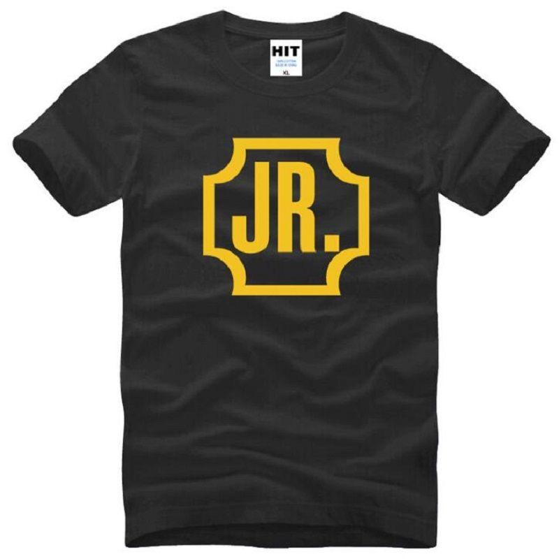 Neue Sommer GOT7 JR T Shirts Männer Baumwolle Kurzarm Oansatz Gedruckt Funs Jae Bum männer T-Shirt Mode Männlichen Musik Band Top Tees