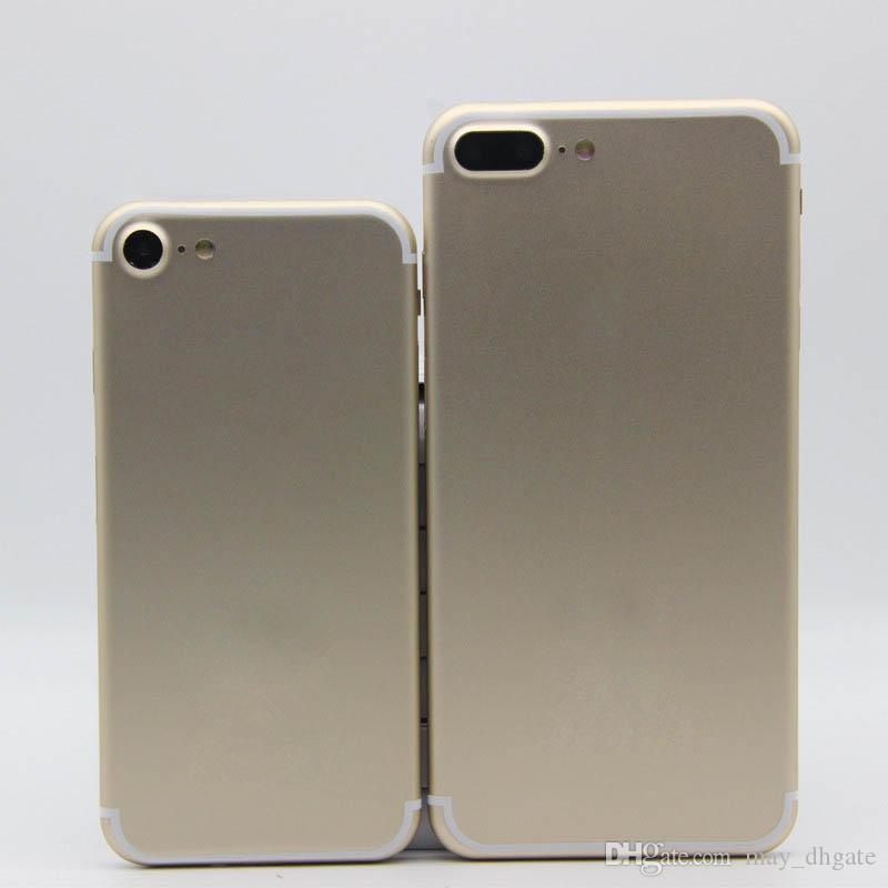Stampo fittizio finto Iphone 7 / 7Plus Metal Dummy Modello di telefono mobile Stampo falso solo modello Dummy non funzionante.