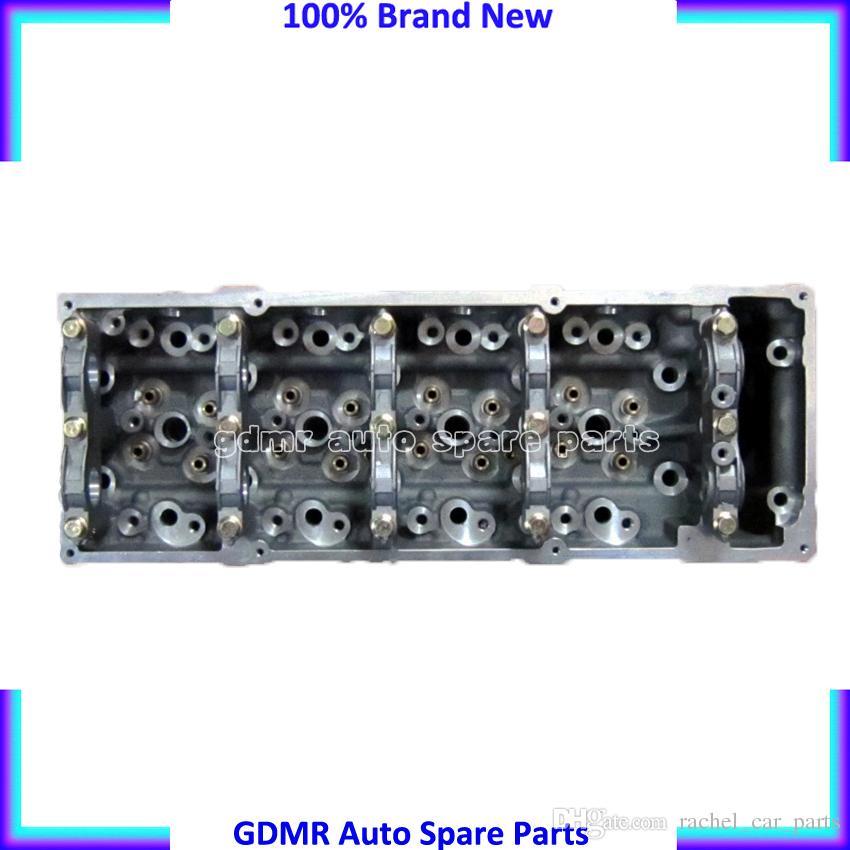 Old type Engine 16v 4M42 cylinder head ME204399 AMC 908 517 for Mitsubishi canter 3.0TDI 2000-