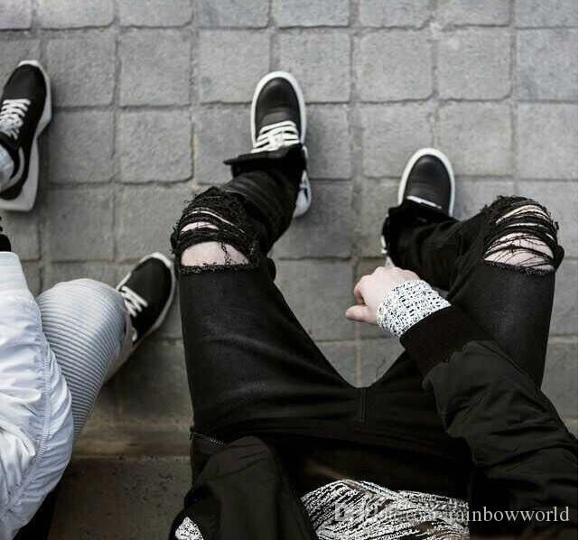 jeans lunghi superiori dei jeans dei pantaloni di qualità superiore di marca 2018, vestiti maschii diritti sottili maschii dei jeans diritti del denim Pantaloni di NZ012