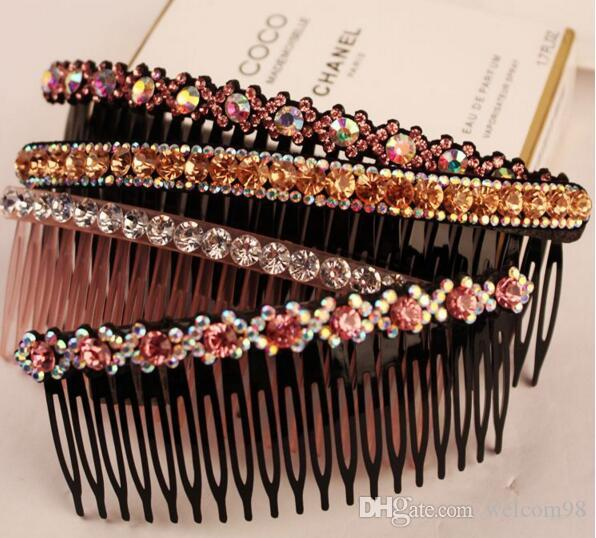Hair clip Barrettes Comb Hair Jewelry Accessories For Hair Jewelry Gift J601