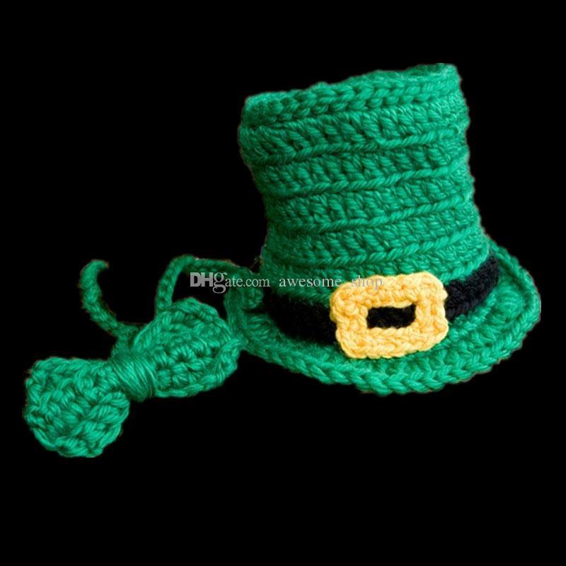 2019 Free Post Leprechaun Baby Hat 3cb032d241e