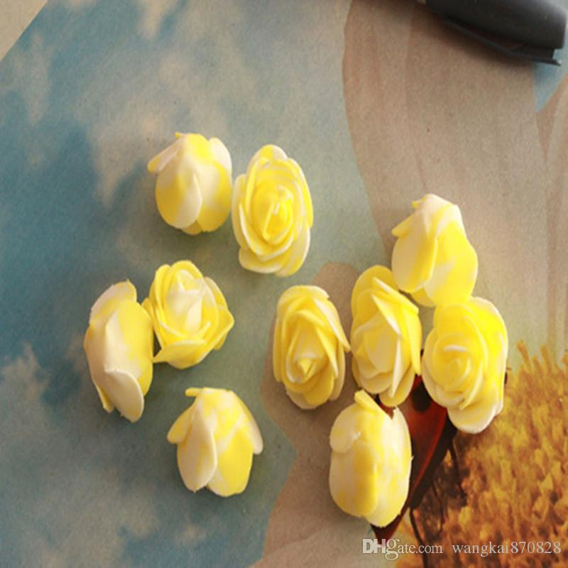 Artificial Rose Flower Silk Flower Real Touch Home Decorations For Wedding Party Christmas Hot Sale Various color
