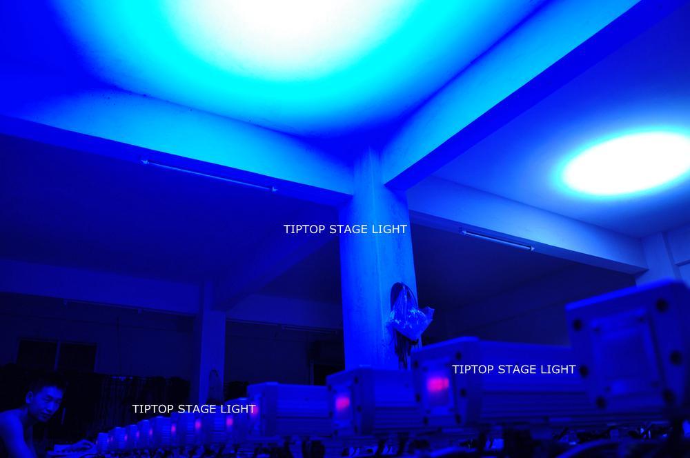 8XLOT 18x4W 4IN1 Led Wall Washer Light RGBW,Led Flood Light For Outdoor Led Bar Light DMX 512,90V-240V