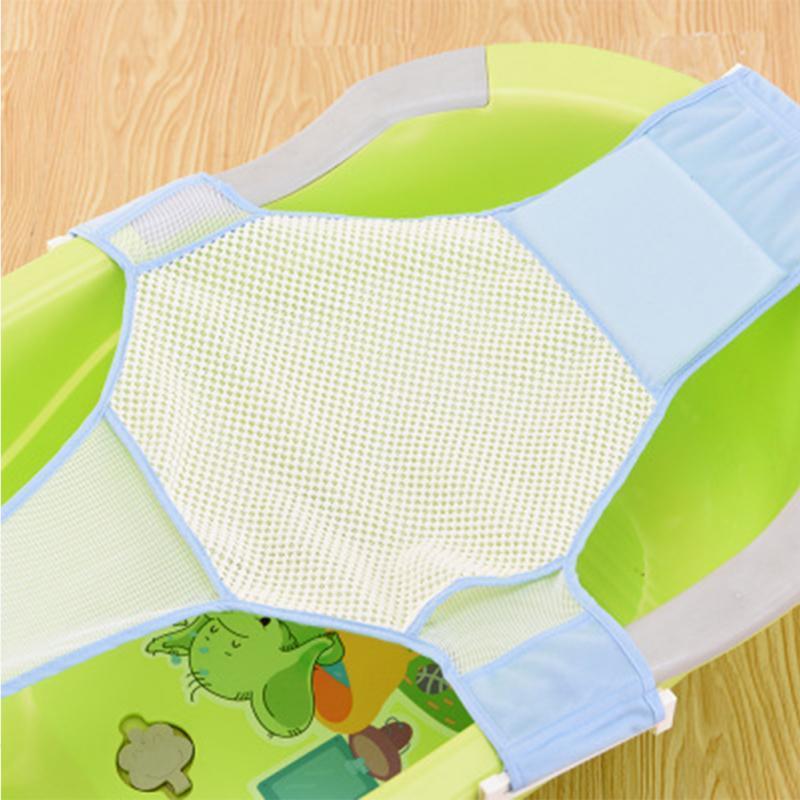 Wholesale Baby Bathseat Bathing Bathtub Seat Baby Bath Net Safety ...