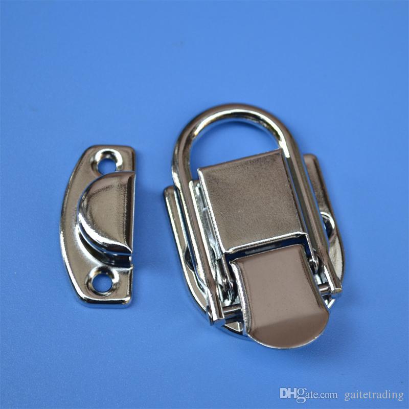 metal hasp bag hardware part air box buckle tool case box lock equipment clamp handmade hardware fastener