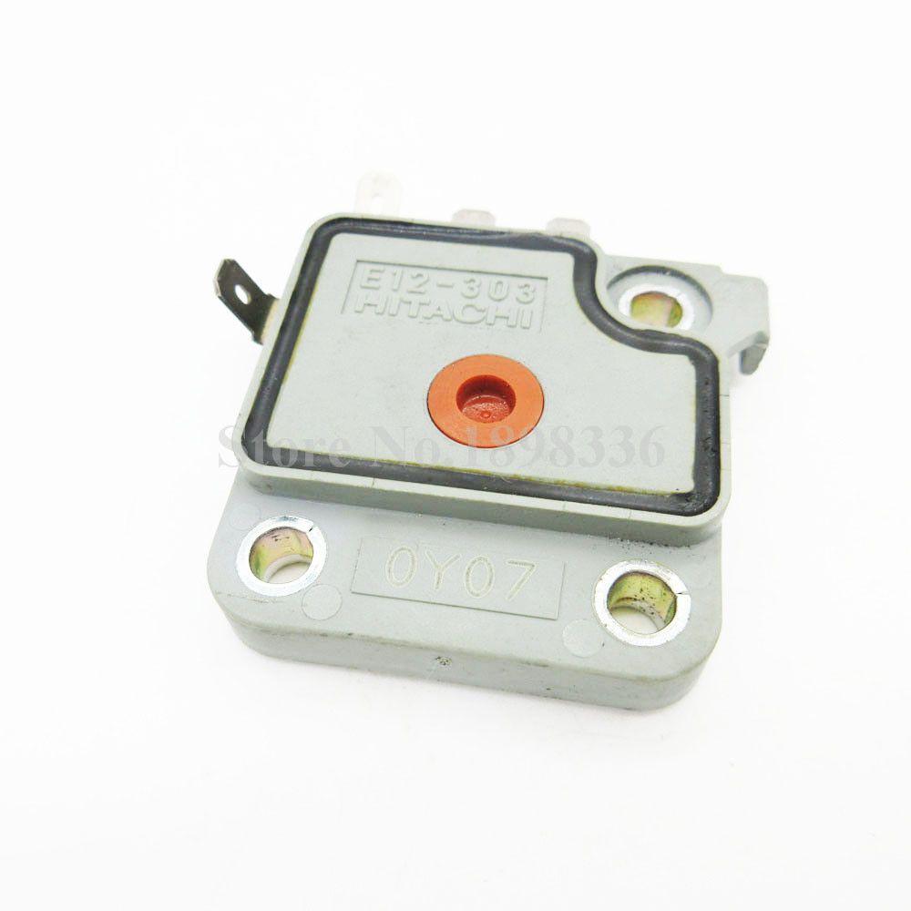 BUENA CALIDAD Módulo de control de encendido original E12303 E12-303 para Honda Civic Integra Accord IG-HD004 Mobiletron 30130P06006