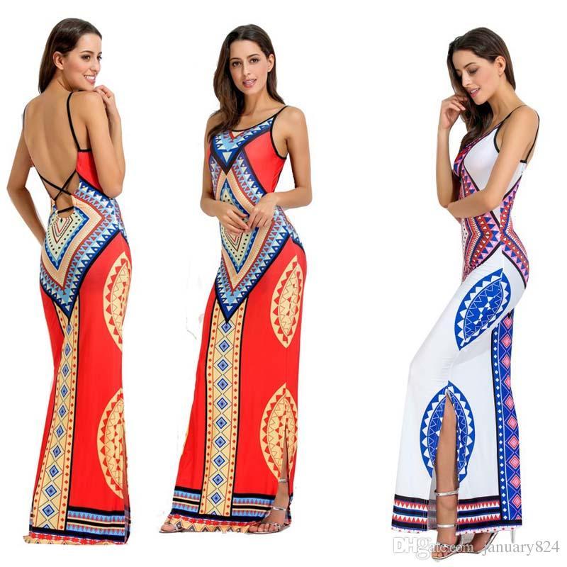 c8bedf3f35 2017 venta caliente Sudáfrica Venta al por mayor Ropa Bazin India Mujeres  Maxi africana vestidos africanos tradicionales para mujeres