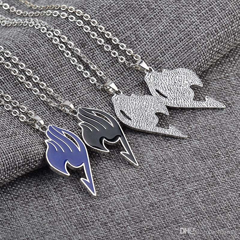 The Tail Guild of The Pendants Is A Necklace of Fairy Tail Fairy Tail and Anime Hardware Accessories Fashion Jewelry Necklaces for Women