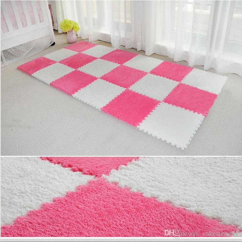 Puzzle Carpet Baby Play Mat Floor Puzzle Mat Eva Children Foam ...