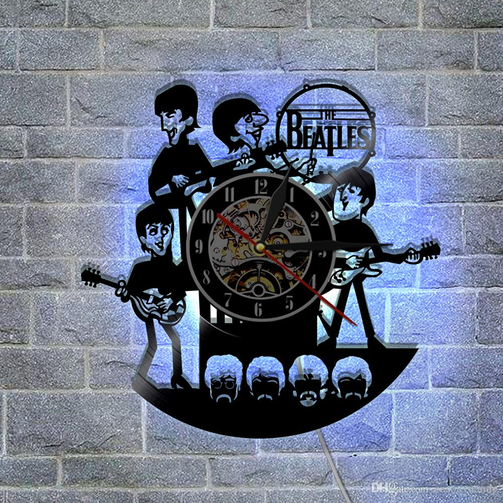 The Beatles Creative Gifts Home Decor Classic Vintage Wall