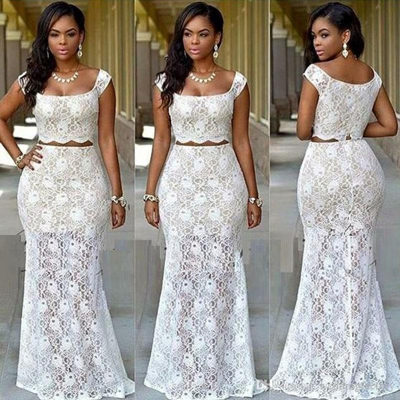 African Wedding Reception Dresses