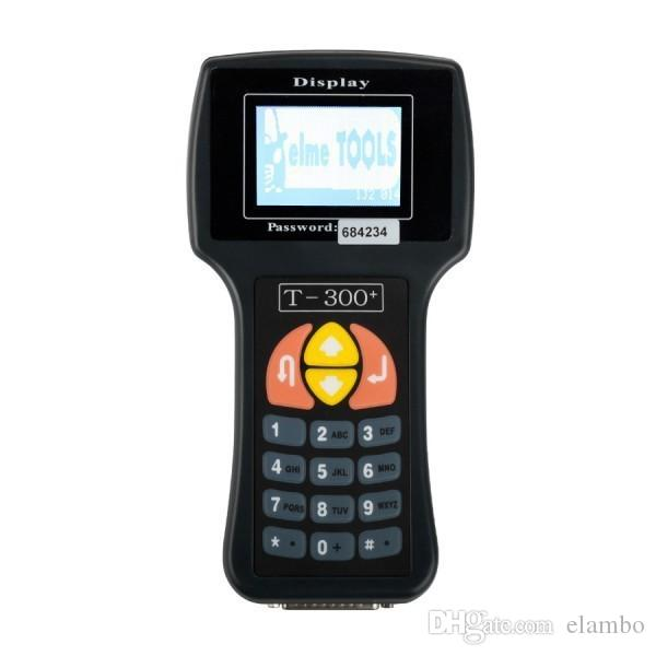 Professionelle Universal Autoschlüssel Programmierer T300 Neueste Version T300 Auto Transponder Schlüssel Decoder T-CODE T300 Englisch oder Spanisch