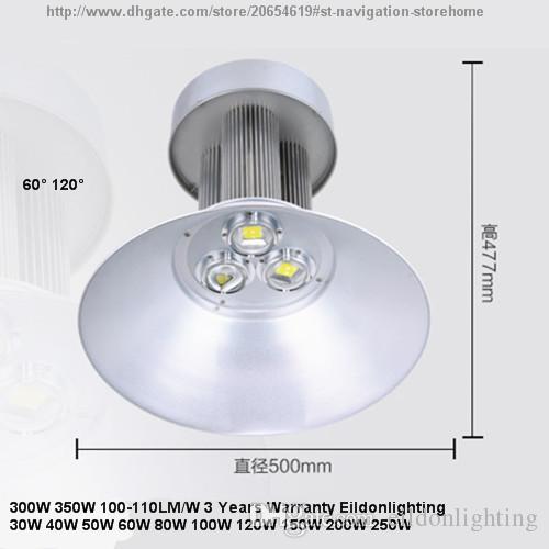 La 100lm Ampoules Allumant Haute Led De 100w 80w Industrail Baie Shenzhen Highbay Directement Imperméable Ip65 Lampe Chine Allume Cob 60w Ac85 265v uTilOwZPkX