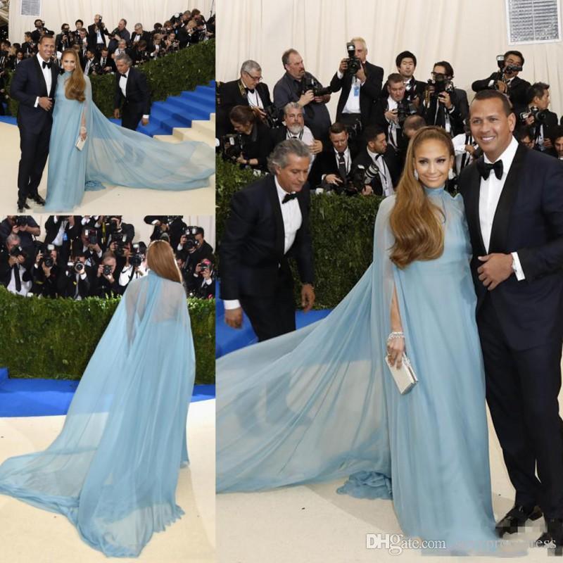 Celebrity Chiffon Dresses