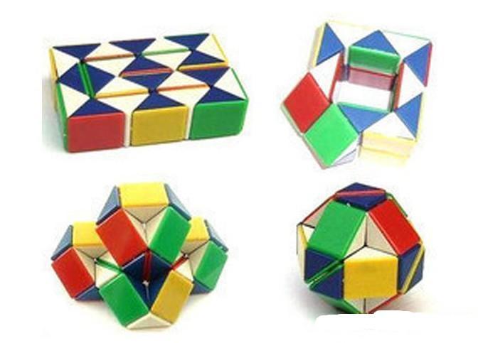 3d Al Cubo Venta De Cubos Variedad Rompecabezas Juego Niños Adulto Mágicos Para Mágica Regalo Por Serpiente Juguete Mayor Forma Mini CBodxer