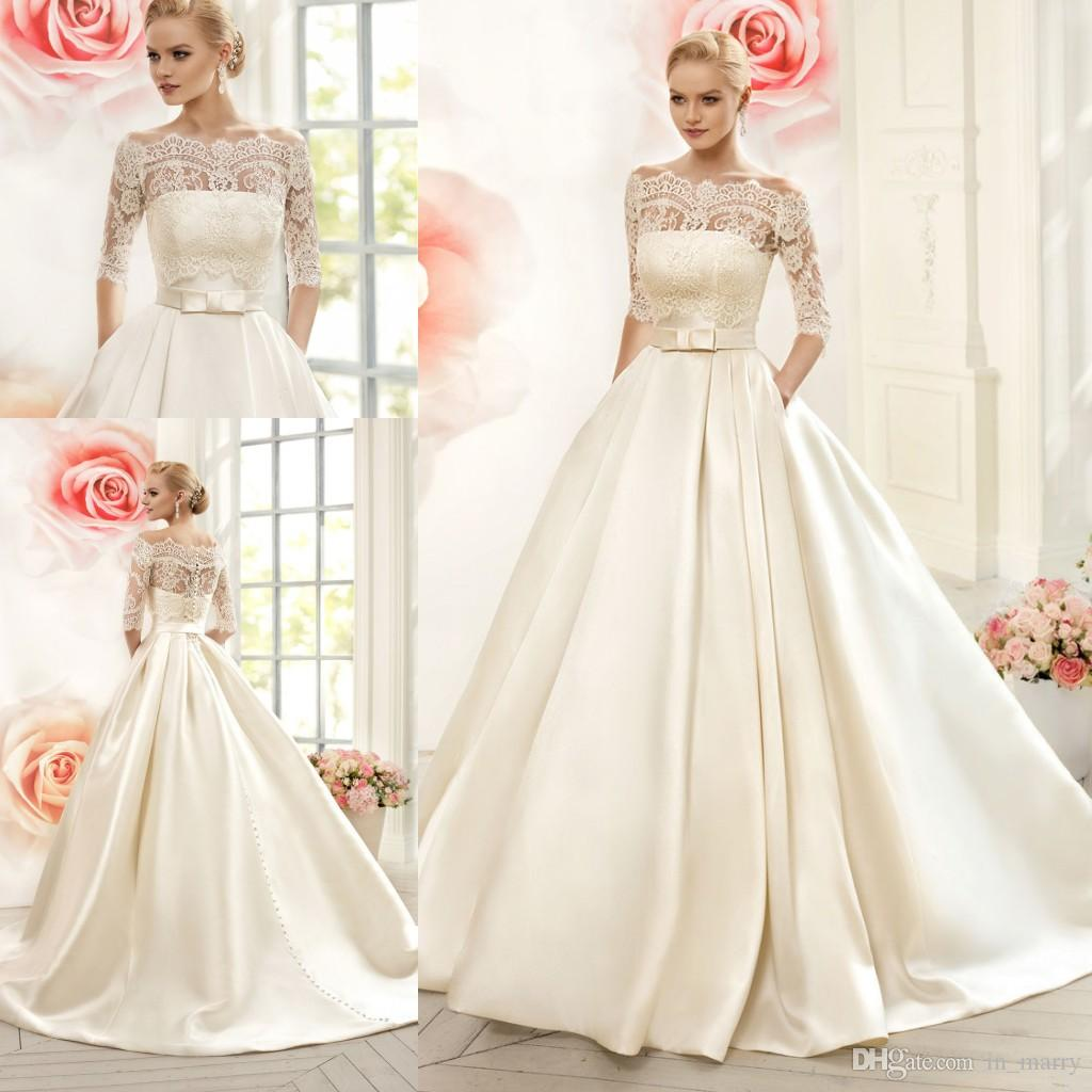 Womens Discount Wedding Dresses 20