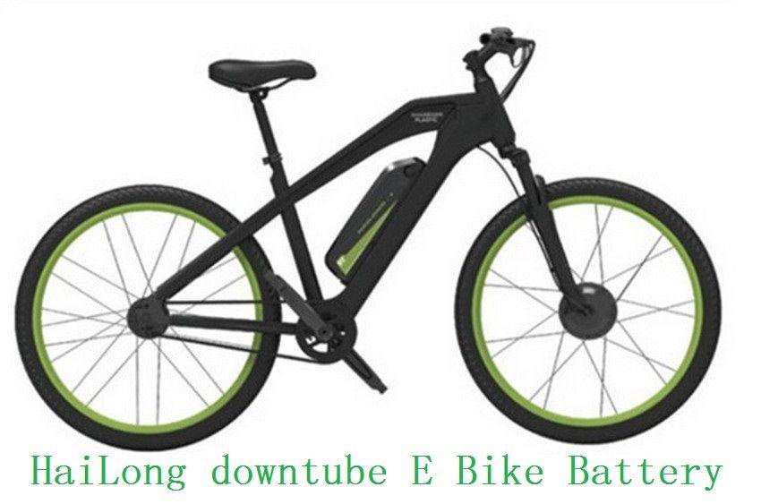 Impérial gratuit Grand vélo ebike Hailong batterie 36 V 9ah batterie au lithium pour vélos électriques nouveau downtube batterie pack envoyer 2A chargeur en Chine