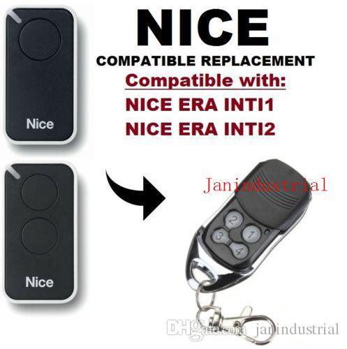 Nice Garage Door Remote Transmitter Nice Era Inti1 Era Inti2